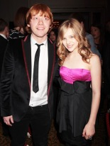 Rupert Grint et Chloë Moretz (Photo by Dave Hogan/Getty Images)